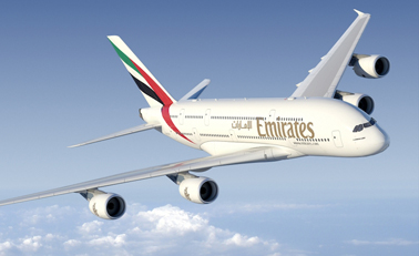 Emirates Airways Flight Tickets