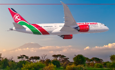 Kenya Airways Flight Tickets