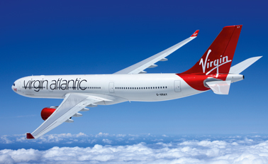 Virgin Atlantic Flight Tickets