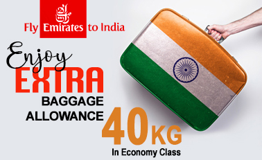 Extra Baggage Allowance