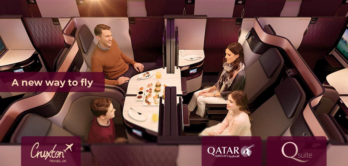 qatar-airways DEALS TO BOOK  ON CRUXTON ONLINE